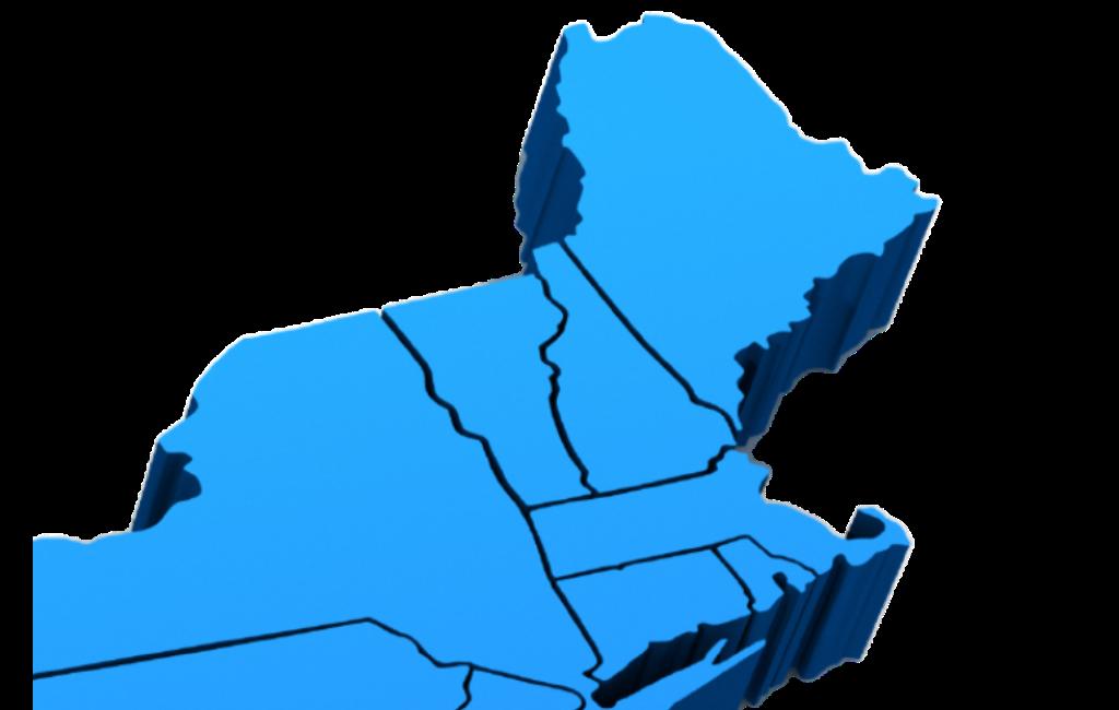 Havanese Breeders New England Map